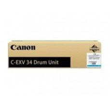 Canon Drum Unit C-EXV34 Cyan (3787B003)