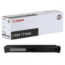 Canon Toner C-EXV17 Black (0262B002)